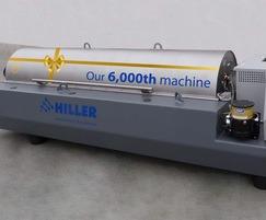 MSE Hiller: MSE Hiller manufactures its 6000th decanter centrifuge