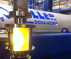 Oil from DecaOil machine