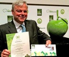 Haddonstone: Green Apple Award hat trick for Haddonstone