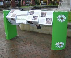 Interactive interpretation display