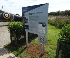 Bespoke structure, Battle of Britain Memorial Trust