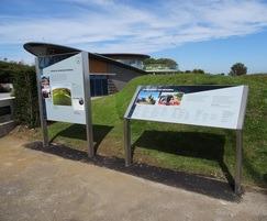 Bespoke structures - Battle of Britain Memorial Trust