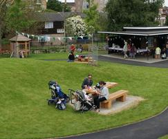 Brockwell Park (image courtesy of LUC)