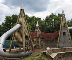 Small Pyramid Tower