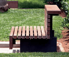 Moon Bench, Perfect for parks and large avenues