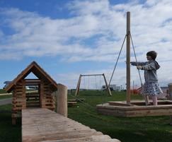 The Sailing Boat, perfect for a seaside play area