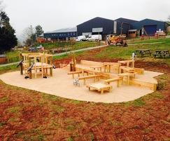 A family run adventure farm in the Brecon Beacons