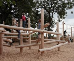 They wanted to create a play area for older children