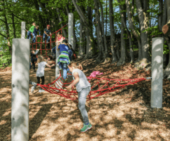 Timberplay: Concrete as an alternative material in playgrounds