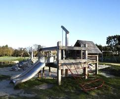 Kingston Recreation Ground building site (Sand0