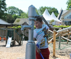 Wentworth Garden Centre Water Play, Playground Pump 4