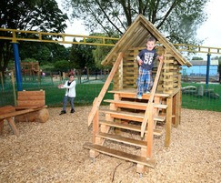 Wicksteed Park Play House