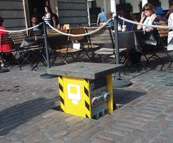 Pop Up Power Supplies: Pop Up Power Supplies® for public outdoor spaces