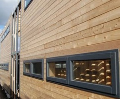 Cascadia Tongue & Groove cladding