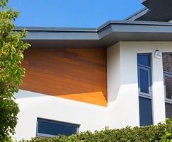 Prestige vertical grain Western Red Cedar cladding
