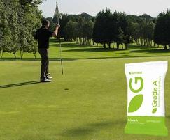G4 Fine Turf Spring Kick mini granular fertiliser