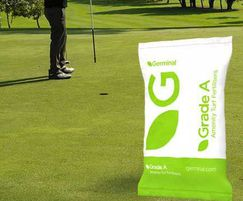 Germinal Amenity: Slow release fertiliser improves soil and sward health