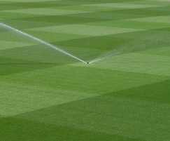 Germinal Amenity: A20 sports pitch seeding updated with perennial ryegrass