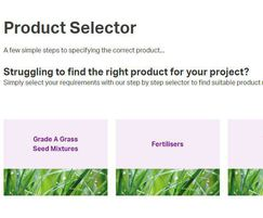 Germinal Amenity: New Product Selector tool for landscape architects