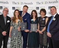 TOPSOIL : British Sugar TOPSOIL presents designers with SGD awards