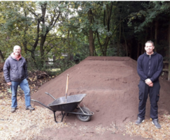 "TOPSOIL : TOPSOIL donates HortLoam to ""Up the Garden Bath"" charity"