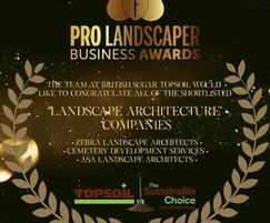 TOPSOIL : Pro Landscaper Awards
