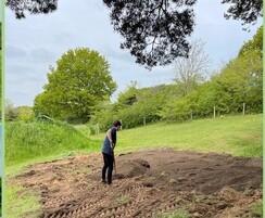 TOPSOIL : TOPSOIL donates Landscape20 to Gelderston Playing Fields