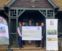 TOPSOIL : Forces charity receives boost from British Sugar TOPSOIL