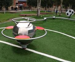 Football roundabout