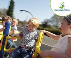 Massey & Harris 2.0m 6 seat Roundabout