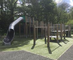 Play area - Chorlton Water Park, Manchester
