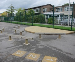 Staging: Green End Primary School, Burnage