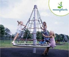 Massey & Harris 1.8m Spinning Cone Climber