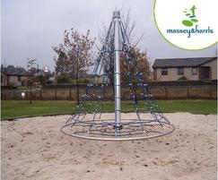 Massey & Harris 3.3m Spinning Cone Climber