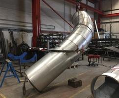 Slide manufacture