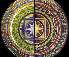 Body & Spirit mosaic, East Belfast NHS Bradbury Centre