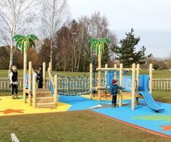 Sovereign play installation for Elmbridge BC