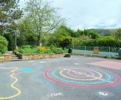 Transformed playground at Ennerdale