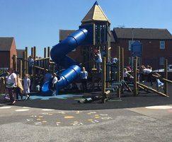 Transformation of children's playground