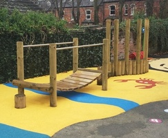 After renovation by Sovereign Design Play Systems