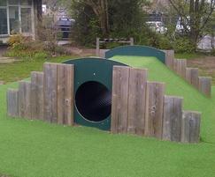 Mini Tunnel Mound