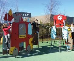 Proludic Play & Sports Areas: Play for Healthy Cities