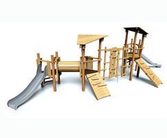 Origin robinia wood multiplay  unit J4939