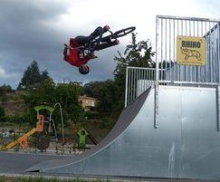 Proludic Play & Sports Areas: Proludic now selling Rhino Ramps skatepark products