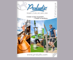 Proludic Play & Sports Areas: New 2019 brochure from Proludic
