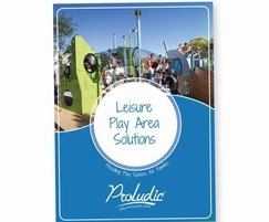 Proludic Play & Sports Areas: Exciting new Leisure Play Area Solutions brochure
