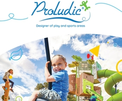 Proludic Play & Sports Areas: Proludic's new 2020 catalogue has arrived
