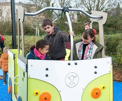 Inclusive play vehicle