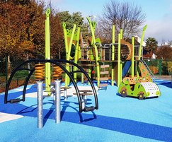 100% inclusive play area for city of Vannes, France