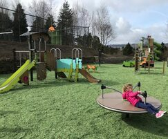 Play area - Park Foot Holiday Park